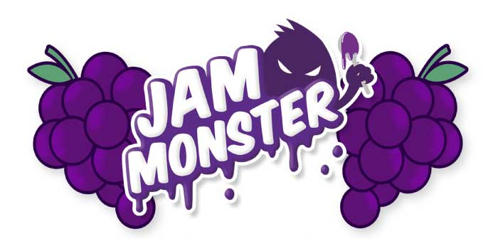 JAM MONSTER GRAPE IS NOW AVAILABLE