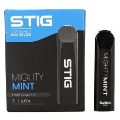 Stig Disposable Saltnic Mighty Mint