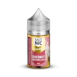 Amplified Coconut Marshmallows Saltnic